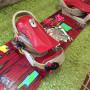 Tavola snowboard 125 cm