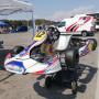 Kart Zanardi con motore Rotax junior