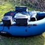 Vendo Belly Boat Caperlan FLTB-5