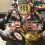Go kart intrepid mini rotax evo micro