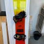 Snowboard Tavola + attacchi K2 Happy Hour - 154