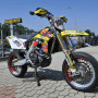 Suzuki RMZ 450 Supermotard