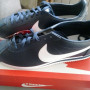 Nike Cortez originali mod. Classic Leather Midnight Navy/White