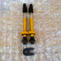Coppia di Valvole Tubeless L45mm meccanismo smontabile