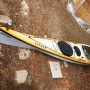 Kayak mare condizioni perfette accessoriato