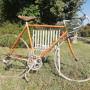Bicicletta d'epoca artigianale