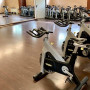 Bike technogym spinning indoor cycling