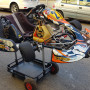 Vendo Kart CRG road rebel ROTAX MAX EVO