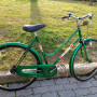 bicicletta d'epoca da donna