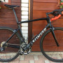 SPECIALIZED TARMAC EXPERT DISC ULTEGRA ROADBIKE - 2017