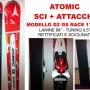 VENDO SCI Atomic D2 Race GS 179 cm + ATTACCHI ATOMIC NEOX TL 12 SKI SCI SCI IN OTTIME CONDIZIONI