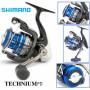 Shimano Technium 2500, 3000, 4000 e 5000 FD – Bolognese – Spinning Fondo – 120/130 €