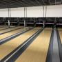 Bowling 12 piste completo già smontato e pronto da trasportare