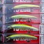 artificiali spigola Yo-zuri Crystal minnow 110 mm