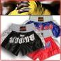 Shorts thai boxe short mma pantaloncini box kick NUOVI