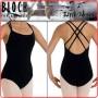 Body bloch double strap danza classica studio l3617