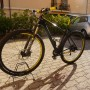 "mtb 29"" carbonio, haibike greed 9.15"