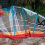 Vela da windsurf