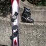 Snowboard Hard da gara come nuovi con scarponi