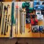 Vendo attrezzatura da pesca leggera e da fondo