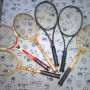 6 racchette da tennis