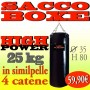 Sacco boxe  HIGH POWER nuovo