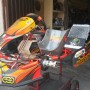 go kart 125 intrepid raptor del 2014