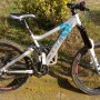 Mtb full giant glory 3 downhill freeride taglia s