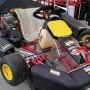 Go kart 100 cc presa diretta completo