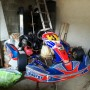 Go kart energy motore fox