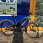 VENDO E-MTB a pedalata assistita SEMI-NUOVA HAIBIKE XDURO HARDNINE RC TG 40 colore come da foto
