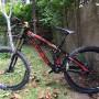 Bici Downhill 27.5 Taglia S