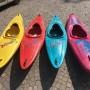 Canoa kayak Piranha